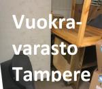 Pienvarasto, vuokravarasto, minivarasto, n. 5 m² : 443tre
