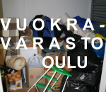 Pienvarasto, vuokravarasto 8 m2, Oulu (105)