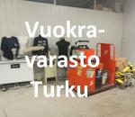 Pienvarasto, vuokravarasto, minivarasto, n. 7 m² : 414C