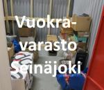 Pienvarasto, vuokravarasto, minivarasto, n. 5 m² : 513sei