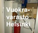 Pienvarasto, vuokravarasto, minivarasto, n. 5 m² : 144her
