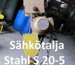 Sähköinen nostotalja Stahl S 20-5
