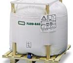 Varavesisäiliö, vesi tai muun nesten säiliö, Fluid-bag, VS-1 , 1000 l
