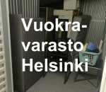 Pienvarasto, vuokravarasto, minivarasto, n. 7 m² : 238val