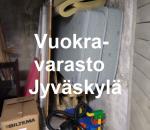 Pienvarasto, vuokravarasto, minivarasto, n. 5 m² : 26/27jyv