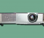 LCD projektori Hitachi CP-X345, ilman kaukosäädintä