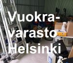 Pienvarasto, vuokravarasto, minivarasto,  n. 15 m² , 138viik