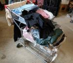 Naisten takki, paita, mekko, liivi. Sekalainen erä, stock lot. 50 kpl