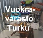 Pienvarasto, vuokravarasto, minivarasto, n. 5 m² : 635tku