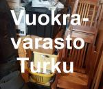 Pienvarasto, vuokravarasto, minivarasto, n. 2 m² : 237tkui