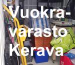 Pienvarasto, vuokravarasto, minivarasto,  n. 4 m² 144kerc