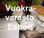 Pienvarasto, vuokravarasto, minivarasto, n. 12 m² : 458kivc