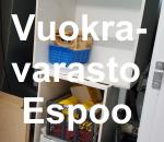 Pienvarasto, vuokravarasto, minivarasto, n. 4 m² : 128nihc