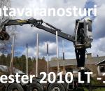 Puutavaranosturi Kesla Forester 2010 LT -14