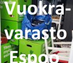Pienvarasto, vuokravarasto, minivarasto, n. 3 m² : 013nihu