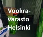 Pienvarasto, vuokravarasto, minivarasto, n. 7 m² : 457valb