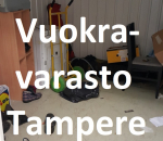 Pienvarasto, vuokravarasto, minivarasto, n. 8 m² : 492Trev