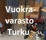 Pienvarasto, vuokravarasto, minivarasto, n. 7 m² : 456tkup