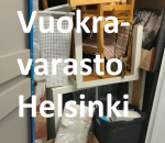 Vuokravarasto, minivarasto, pienvarasto, n. 5 m² : 708herc