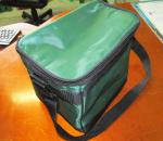 Kylmälaukku, vihreä värinen, 40 kpl