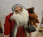 Joulupukki, korkeus 120 cm