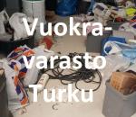 Pienvarasto, vuokravarasto, minivarasto, n. 7 m² : 812kup