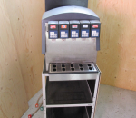 Juoma-automaatti, Bevtec,  soft drink automaatti