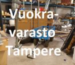 Pienvarasto, vuokravarasto, minivarasto, n. 50 m² : 920Trev