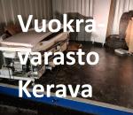 Pienvarasto, vuokravarasto, minivarasto, n. 7 m² : 020kerc
