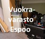 Pienvarasto, vuokravarasto, minivarasto, n. 15 m² : 214klob