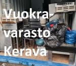 Pienvarasto, vuokravarasto, minivarasto, n. 14 m² : 011kerc