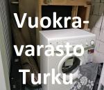 Pienvarasto, vuokravarasto, minivarasto, n. 3 m² : 584tkub