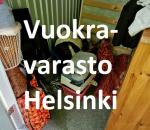 Pienvarasto, vuokravarasto, minivarasto, n. 3 m² : 010tööb