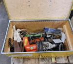 41. Työkalulaatikko, työkaluineen