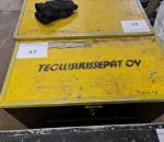 47. Työkalulaatikko, työkaluineen