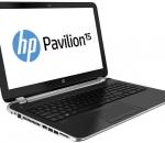 HP Pavilion 15-n222so kannettava, käytetty, toimiva