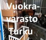 Pienvarasto, vuokravarasto, minivarasto, n. 6 m² : 781tkup