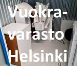 Pienvarasto, vuokravarasto, minivarasto, n. 4 m² : 140pitc