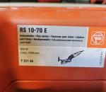 166. Putkihiontakone Fein RS 10-70 E, käyttämätön.