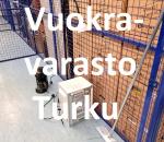 Pienvarasto, vuokravarasto, minivarasto, n. 7 m² : 322tkum