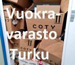 Pienvarasto, vuokravarasto, minivarasto, n. 1,5 m² : 419tkup