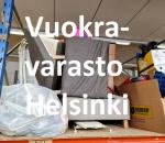 Pienvarasto, vuokravarasto, minivarasto, n. 5 m² : 091heif
