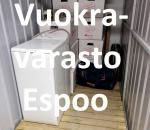 Pienvarasto, vuokravarasto, minivarasto,  n. 3 m² : 108laac