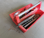 78. Työkalupakki, työkaluineen.
