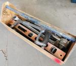 91. Työkalupakki, työkaluineen.