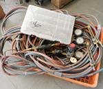 96. Kaasuletkuja, mittareita ja pillejä.