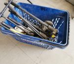 111. Sekalaisia työkaluja, erä.