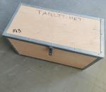 143. Työkalulaatikko ja putken taivuttimet.