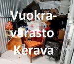 Pienvarasto, vuokravarasto, minivarasto, n. 10 m² : 693kerc