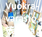 Vuokravarasto, minivarasto, pienvarasto, n. 6 m² : 052varc
